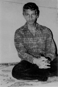 Billy Hayes, On my bunk, Sagmacilar Prison, 1974